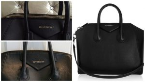 rfid How can RFID Prevent Counterfeited Goods? Fake Givenchy vs Real Tragging