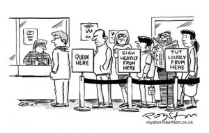 rfid Want A Thriving Business? Focus on an RFID Queue Management! TRAGGING RFID queue 2
