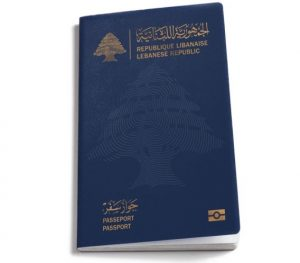 biometric-passport-Tragging-RFID biometric passport Lebanese Government Introducing Biometric Passports jnjmn